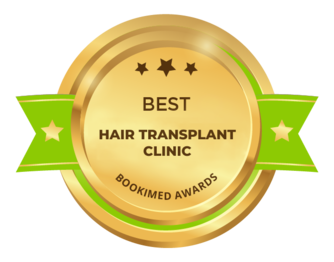 Bookimed Awards 2018: Best hair transplant doctor