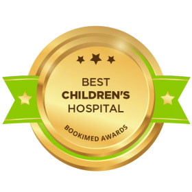 Bookimed Award: Best pediatric hospital