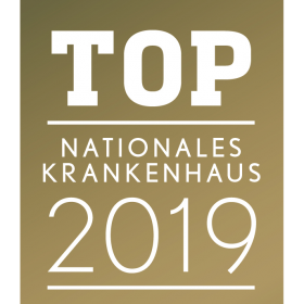 TOP German hospital according to 2019 Focus ranking