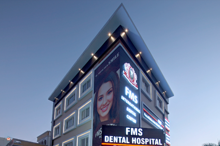 Find Apicoectomy prices at FMS International Dental Center