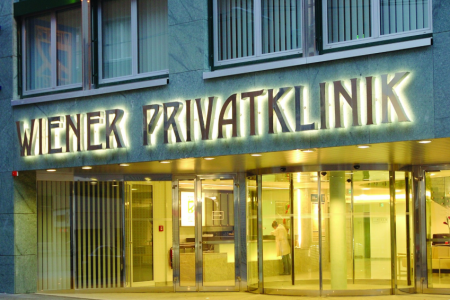 Find Gastroenterology prices at Wiener Privatklinik
