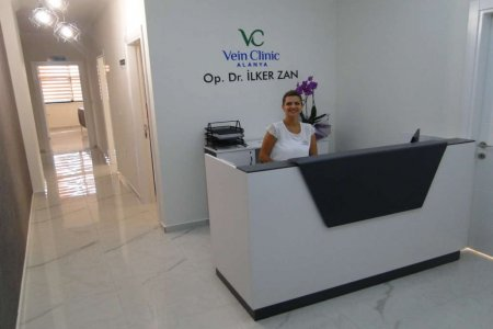 Find Phlebology prices at Vein Clinic Alanya in Turkey