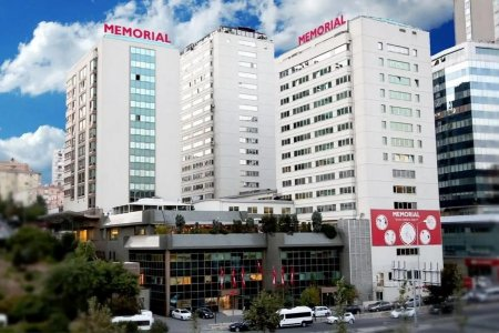 Find Phlebology prices at Memorial Şişli Hospital in Turkey