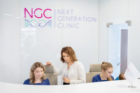 Find IVF with Gender Selection prices at Next Generation Clinic Moscow
