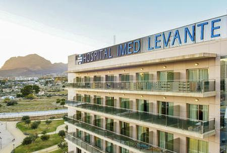 Find Angiography prices at IMED - Levante in Spain